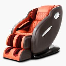 Super Long S-L Track iHealth Luxurious Massage Chair  8D Shiatsu Kneading Heat