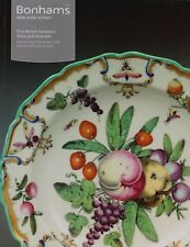 BELLE British ceramica, Fox Collection 18th C VETRO & SMALTI CATALOGO D'ASTA