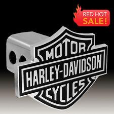 Harley-Davidson 3D Bar & Shield Trailer Tow Hitch Cover Plug