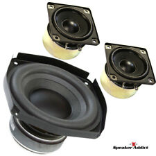 "2.1 bluetooth etc speaker kit 6"" Subwoofer +2 2.75"" fullrange by Bose 4 Fender"