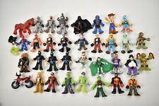 Imaginext 36 Lot Figures Woody Ninja Knight Riddler TMNT Spiderman Star Wars