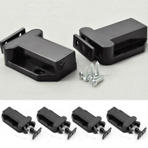 4X Push To Open Beetles Drawer Cabinet Latch Catch Touch Release Cupboard Doors