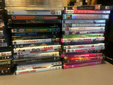 💥💥😎Wholesale Lot Of 84 Assorted DVD Movies: RomCom, Drama, Action, Comedy!!