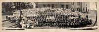 "1914 Ohio University, Athens Ohio Vintage Panoramic Photograph 22"" Long"