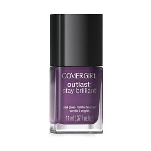 CoverGirl Outlast Stay Brilliant Nail Polish, 310 Grapevine