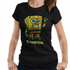 Spongebob Parody Grungebob Women's T-Shirt