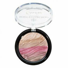 Body Collection Ombre Shadow - Eyeshadow Shimmer Colours 6 Glitter Bronzed Eyes