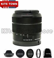 18-55mm f/3.5-5.6 OSS Camera Lens SEL1855 for Sony E-mount Cameras -MINT (Black)