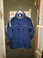 New listing *Columbia Interchange Omni Tech Mens Waterproof Jacket Blue Large VGC*