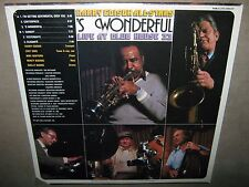 HARRY EDISON S Wonderful Live at Club House 33 SEALED LP Zoot Sims Monty Budwig