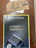 OEM John Deere TS & TH 6x4 Gator Utility Vehicle Operator's Manual OMM154966 NOS