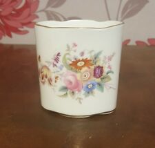 RARO Coalport junetime STUZZICADENTI Holder Bone China (pt33)