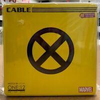 Mezco CABLE X-Men ONE:12 PX Previews Exclusive Figure