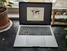 2017 Apple MacBook Pro 13,  256GB, 8gb RAM, AppleCare+ 2021