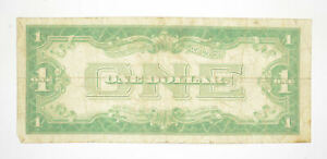 1928 $1.00 Funny Back - Silver Certificate - Monopoly Money - Collectible *686
