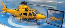 New Ray 1/43 Scale Model Helicopter 25193 - AW 109 Power - Yellow