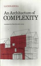 LUCIEN KROLL : AN ARCHITECTURE OF COMPLEXITY _THE MIT PRESS 1987_ ARCHITETTURA