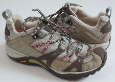 Merrell Womens Size 7 Siren Sport Hiking Shoes Elephant Pink