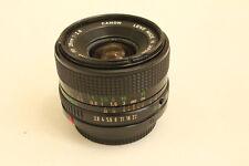 Joli objectif Canon FD 24mm f:1:2,8