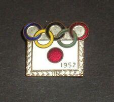 1952 JAPAN OSLO NOC TEAM OLYMPIC BADGE PIN