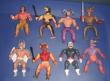 1980s Remco Warrior Beasts Lost World of the Warlord & Conan Vintage Mixed Lot