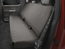WeatherTech Medium Highback Bench Seat Protector for Trucks Cars SUVs in Cocoa