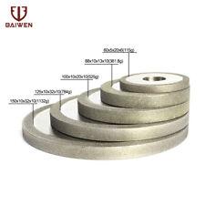 Electroplated Flat Diamond Grinding Wheel 60mm-150mm Metal Milling Sharpener