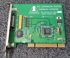 Magma PCI Expansion System Expansion Interface Card 01-04626-XX PCIEIF68