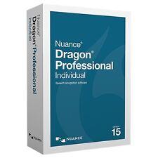 Nuance Dragon Professional Individual 15 Var