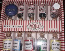 New Battery 10 led christmas lights Harry Potter Wizarding Sweet Shop HoneyDukes