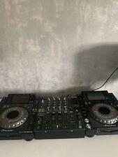 More details for 2 x pioneer dj cdj-2000nxs pro dj multi player - black