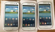 (3) Samsung Galaxy S III Verizon WHITE Mock Up Display Phone NON-FUNCTIONING VZ