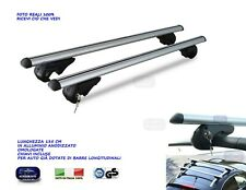 Barre Portatutto Fiat Qubo dal 2008> per tetto alluminio pacchi kit bagagli da
