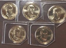 2013 D McKinley Dollars from Mint Sets x 5
