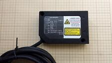 Banner Laser Displacement Sensor LG5B65PU