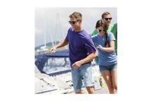 Herren-T-Shirts mit Rundhals für Sport L