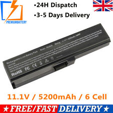 Battery For Toshiba Satellite C660 C665 C670 C645D C650 C655 A660D PA3634U-1BRS