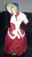 Royal Doulton  Figurine Christmas Morn  Corp 1946 stamp on base