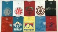 Men's Element Regular Fit Cotton T-Shirt