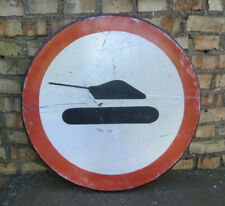 Attention tanks!  Sign military training Real vintage metal USSR