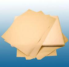 Pack of 250 Brown Paper Disposable Floor Mats for Garage, Workshop etc
