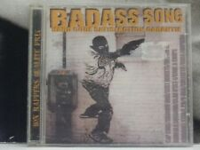 BADASS SONG - HARD CORE SATISFACTION GARANTIE CD NEAR MINT MALIK STAR GAP CORE