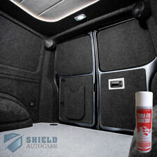 Camper Van Lining Super 4 Way Stretch Easy Fit Carpet Kit Anthracite Inc Trimfix