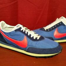 Vintage Nike Waffle 2 Nylon Running Shoes MADE IN USA OG 1970's 80's Rare