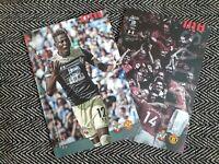 Southampton v Manchester United Premier League 31/08/19 Programme!!!