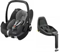 Car seat Maxi-Cosi Pebble Pro iSize Isofix base FamilyFix One i-Size rear facing