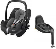 Car seat Maxi-Cosi Pebble Pro iSize Isofix base FamilyFix One i-Size rear facing