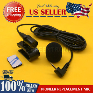 NEW Microphone for PIONEER AVH270BT Car Stereo Radio Handsfree Mic Replacement