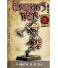 Warhammer Avatars of War Warrior Priestess Empire Nuevo metal New
