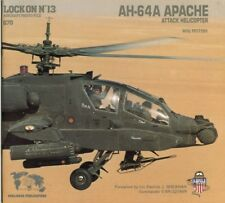 Lock On #13 AH-64A Apache Attack Helicopter Verlinden Publication #670